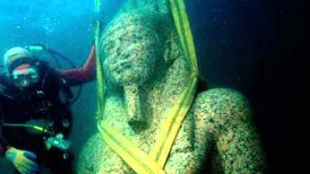 Heracleion or Thonis