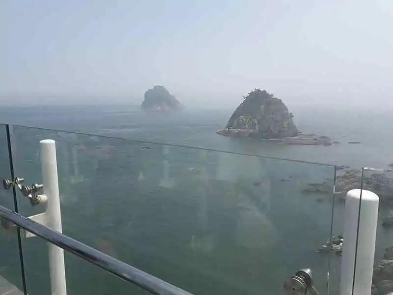 Oryukdo Skywalk, South Korea