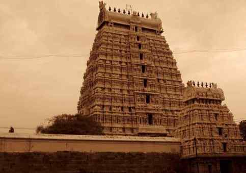Annamalaiyar Temple, Tamil Nadu
