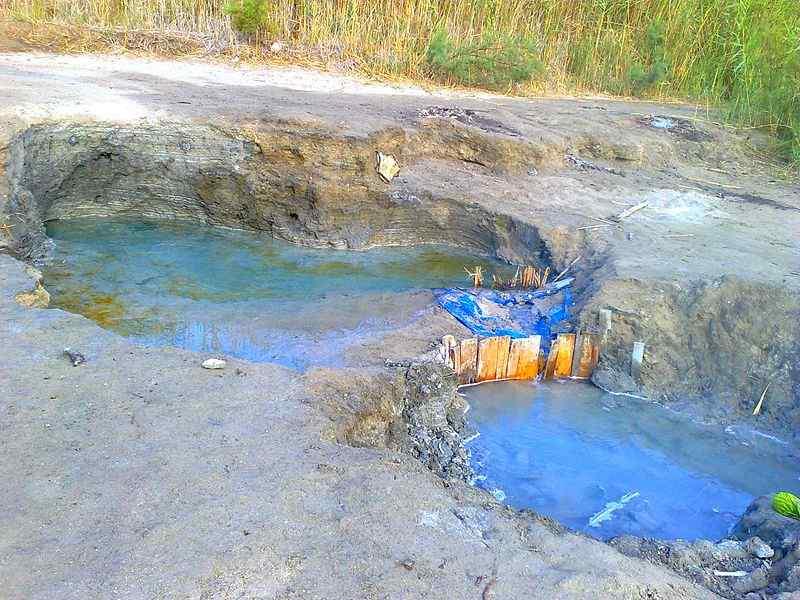 Dead Sea Sinkholes, Israel