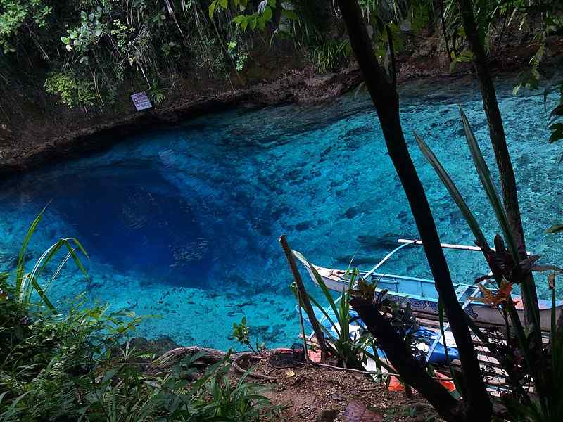 Hinataun Enchanted River