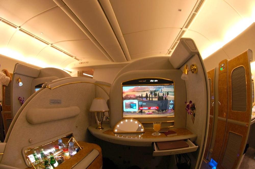 Most Luxurious Airlines