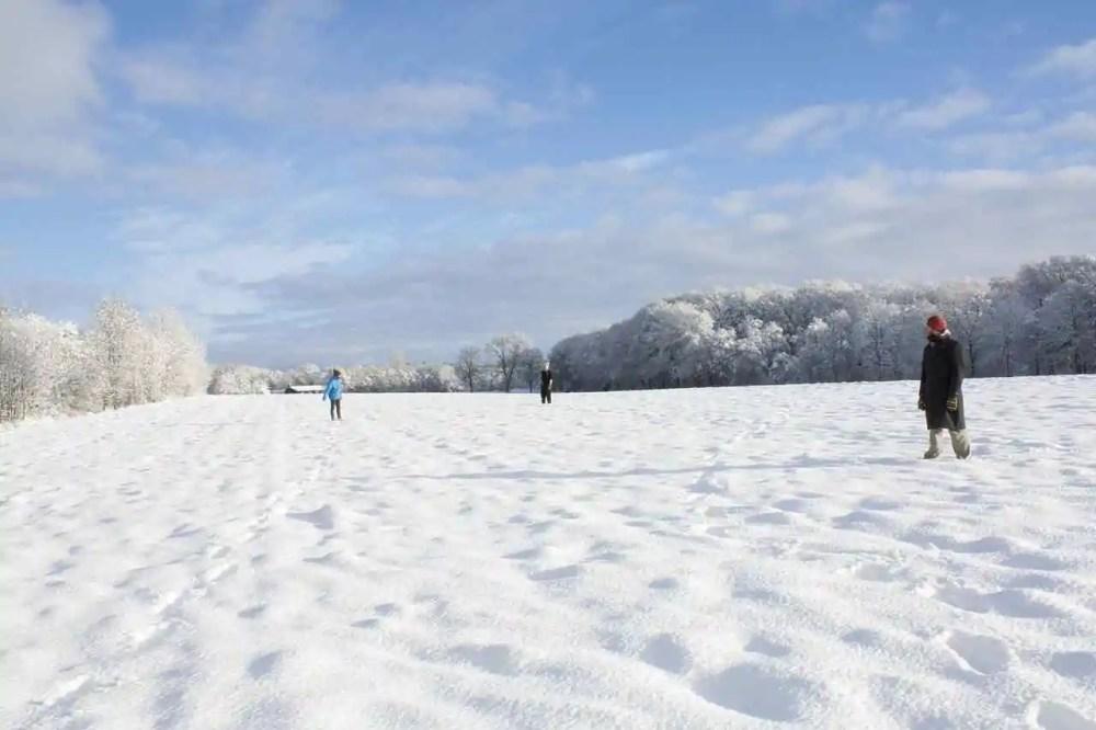 Denmark winter season