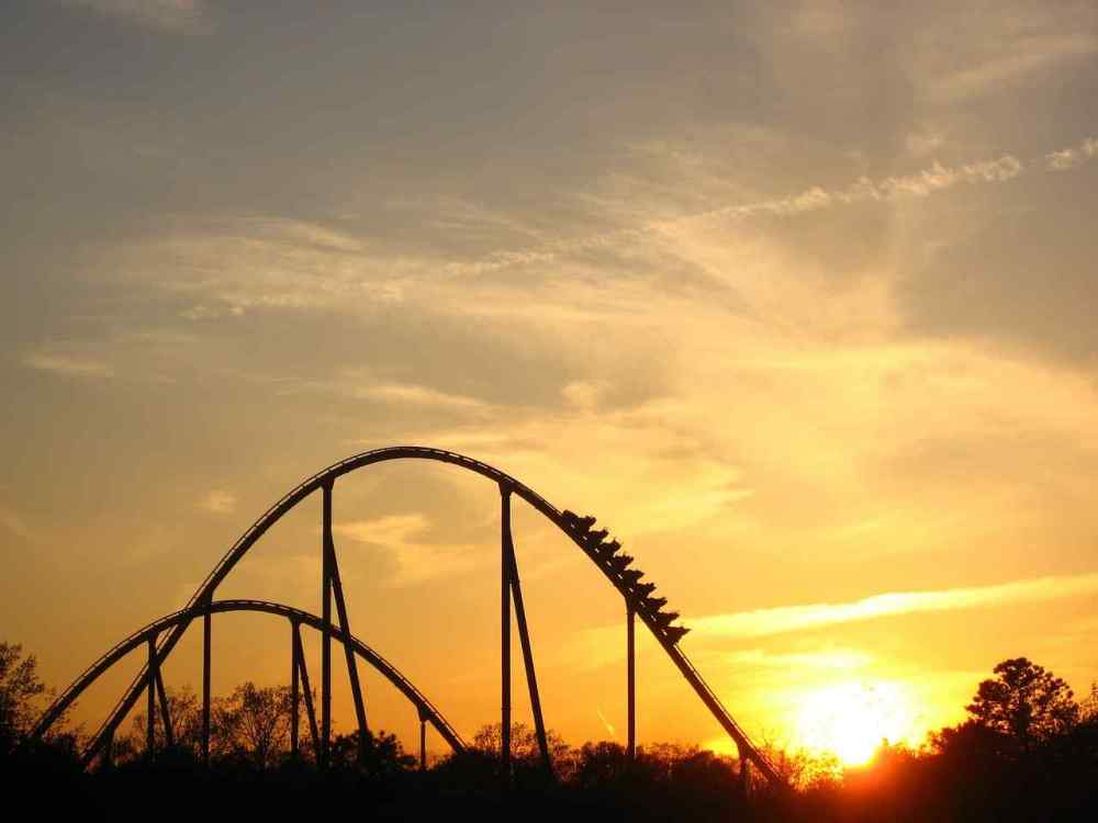 Kingda Ka, Six flags great adventure, New Jersey, United States