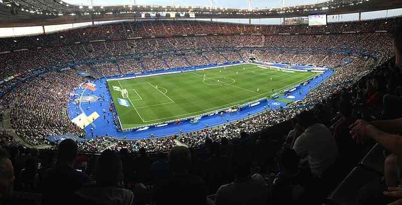 Stade de France, Paris, France