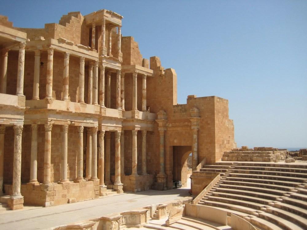 Roman Theaters