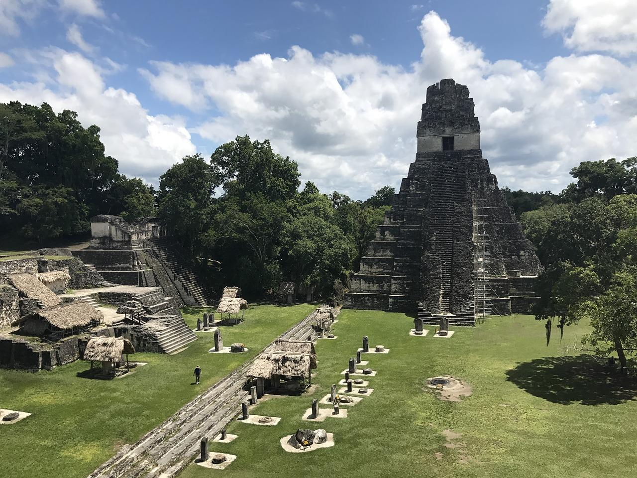 what are the mayan ruins
