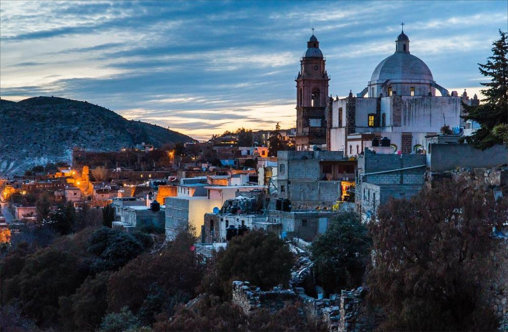 Small Towns in Mexico