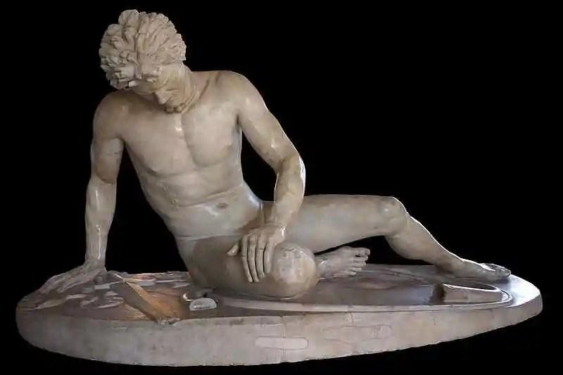sculptures in Italy