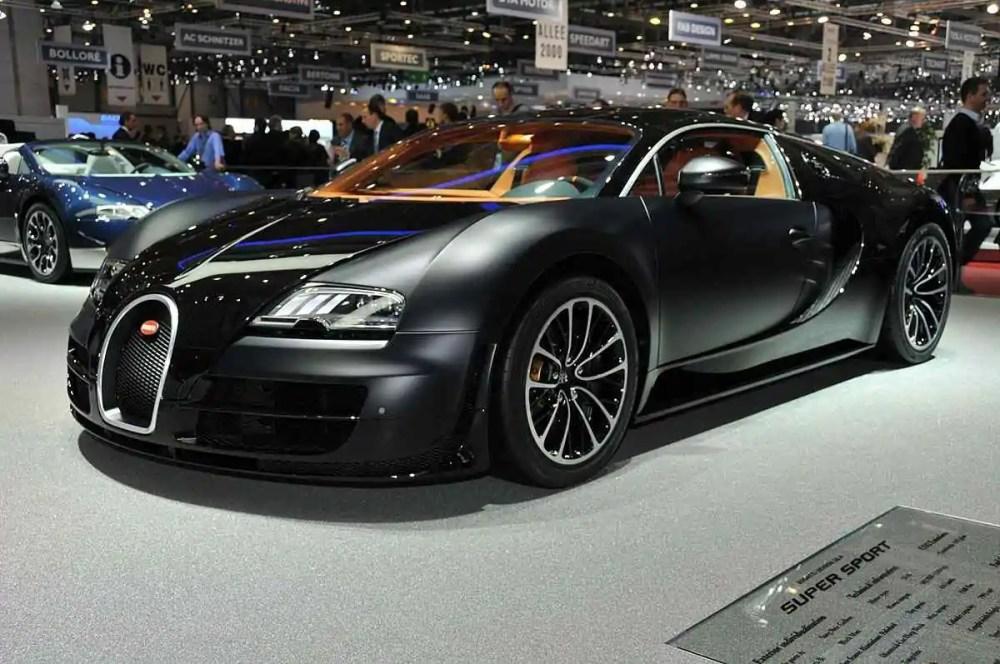 Bugatti Veyron MansorAy Vivere
