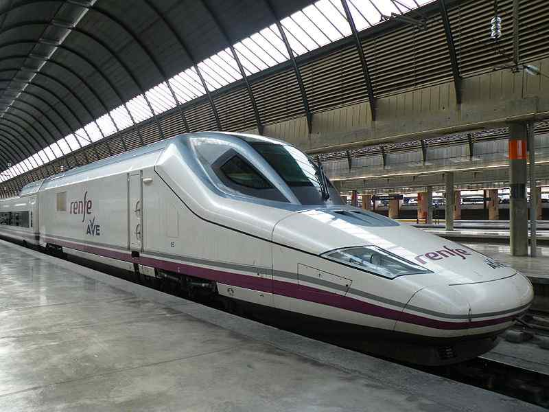 RENFE AVE Class 102