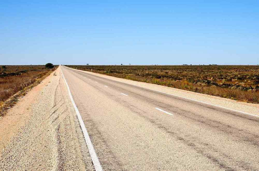 Eyre Highway, Australia