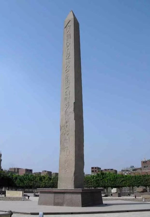 Heliopolis Obelisk, Cairo, Egypt