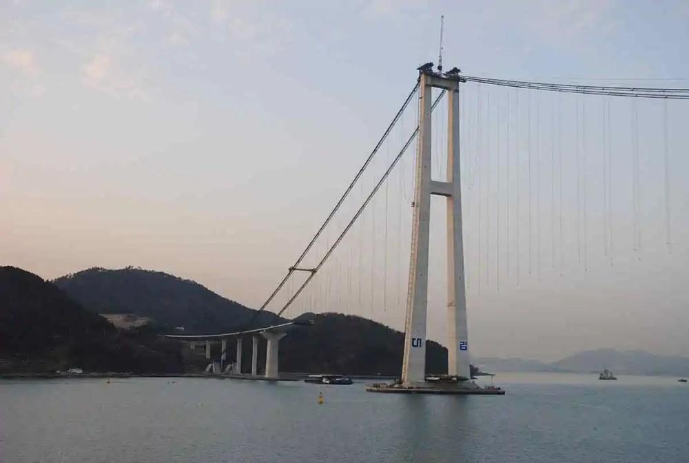 Yi Sun Sin Bridge