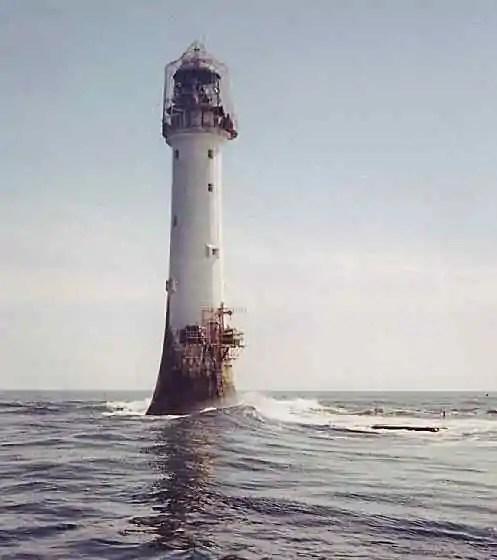 Bell Rock Lighthouse, Scotland