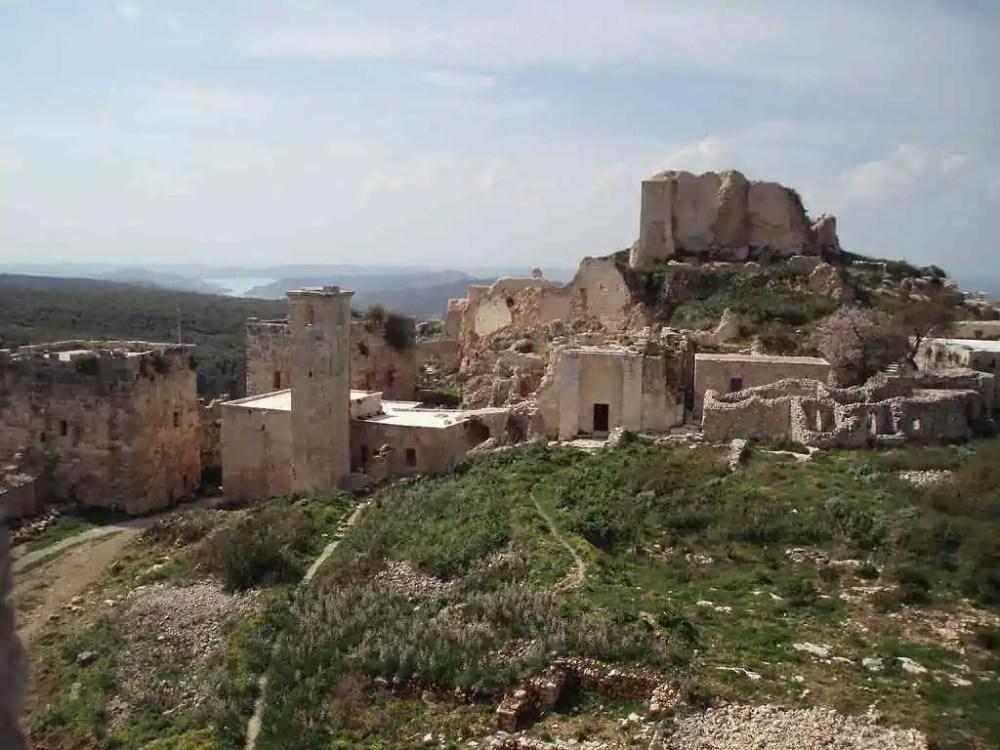 Citadel of Salah Ed-Din, Syria