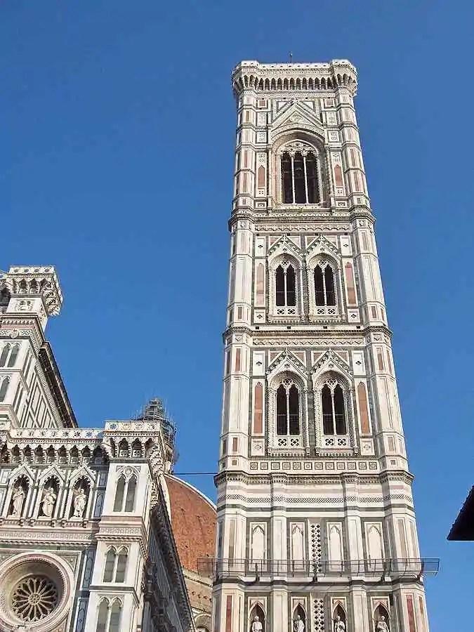 Giotto's Campanile, Italy