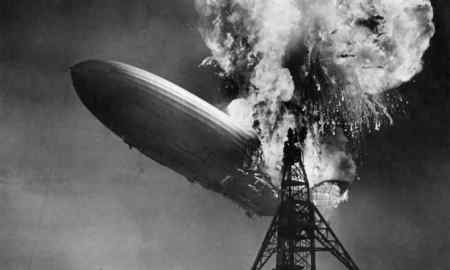 Hindenburg catastrophe