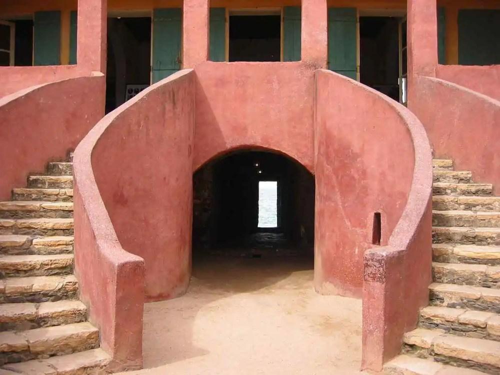 House of Slaves, Goree Island, Senegal