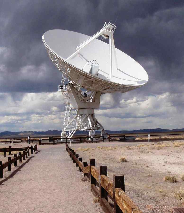 NATIONAL RADIO ASTRONOMY OBSERVATORY (NRAO)