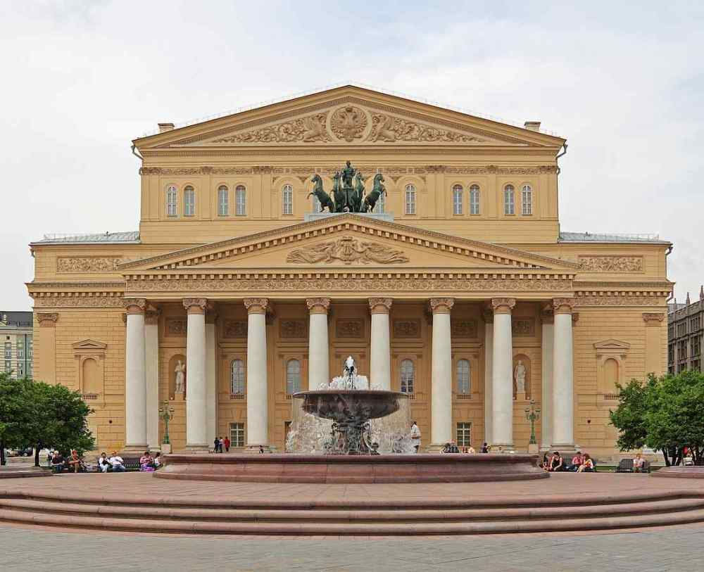 The Bolshoi, Moscow, Russia