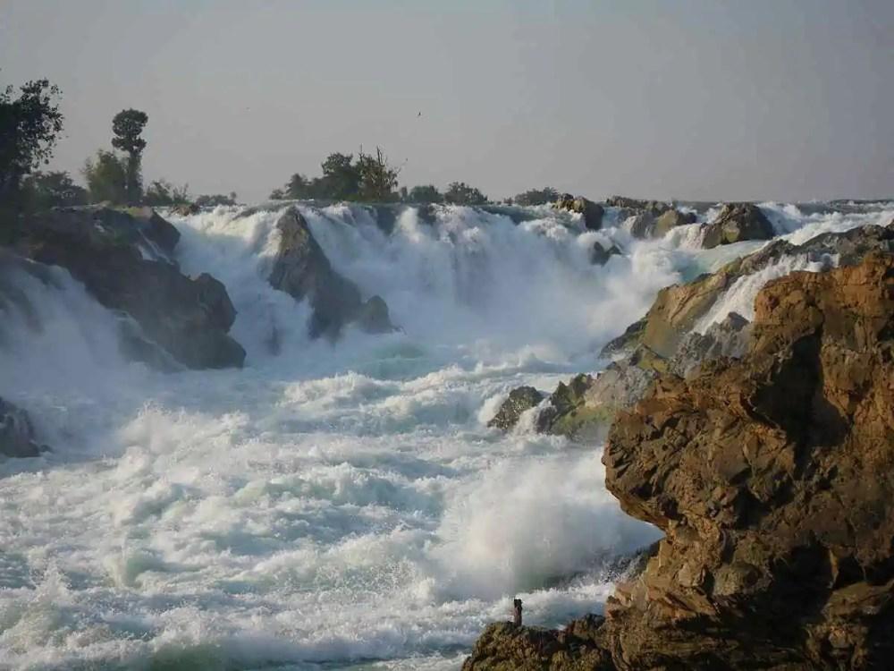 The Khone Falls