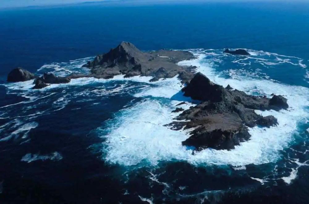 FARALLON ISLAND