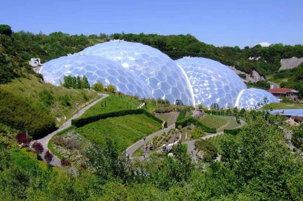 Eden Project, Bodelva, England