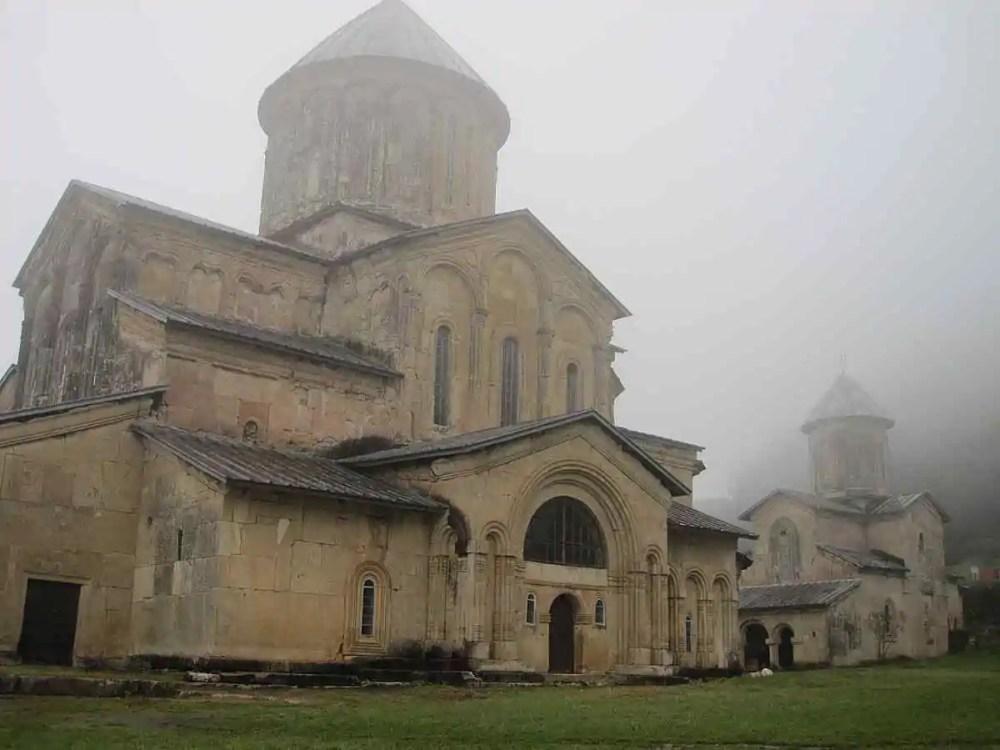 GELATI MONASTERY, Monastery in Georgia