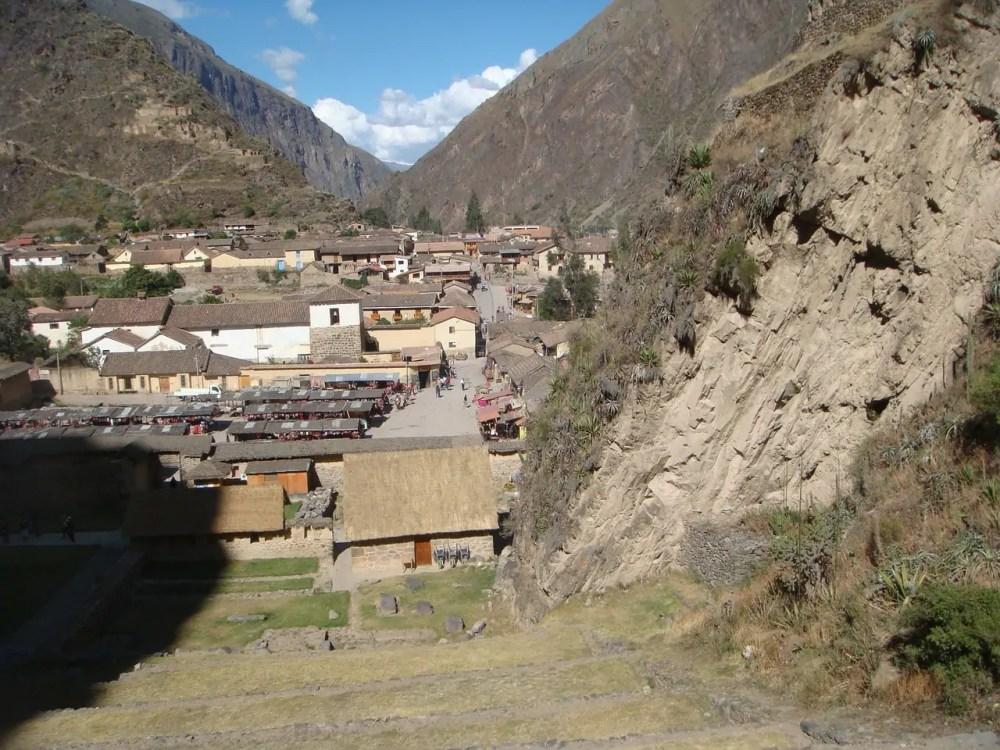 OLLANTAYTAMBO,Peru