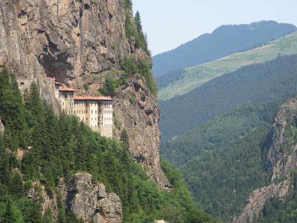 SUMELA MONASTERY, Monastery in Turkey