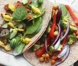Spicy Vegan Taco Recipe