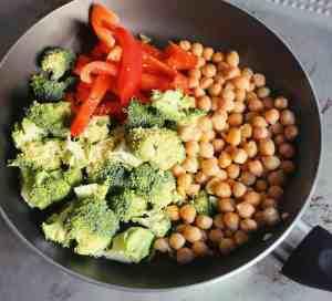 Easy vegan stirfry recipe