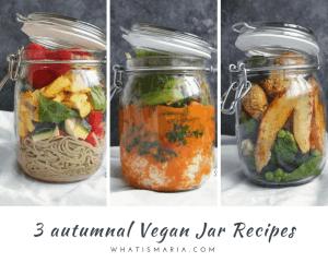 Vegan Salad Jars