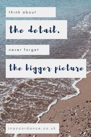 Why we should think bigger