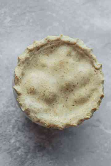 Vegan pot pie gluten-free crust