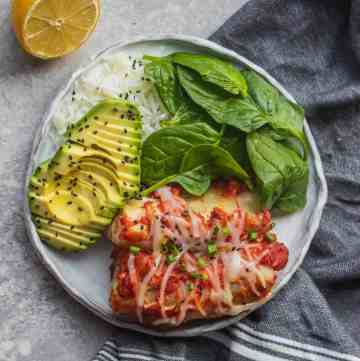 Vegan stuffed cabbage rolls gluten-free