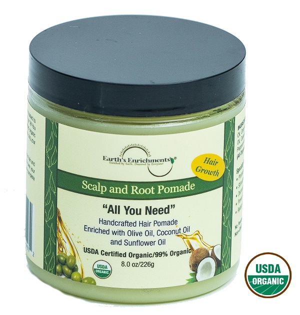 hair pomade scalp and root