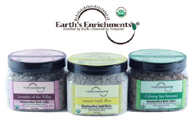 Bath Salts (USDA Organic)