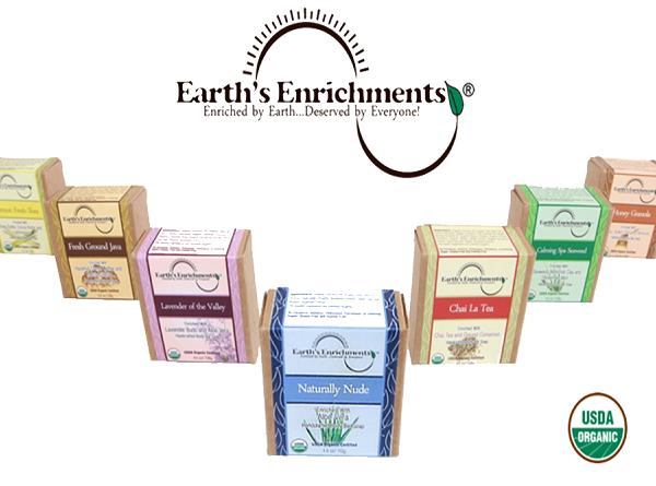 Bar Soaps (USDA Organic)