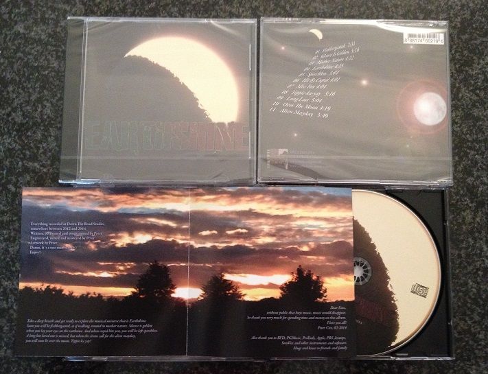 earthshine cd