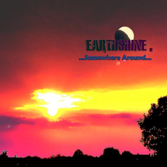 earthshine - somewhere around