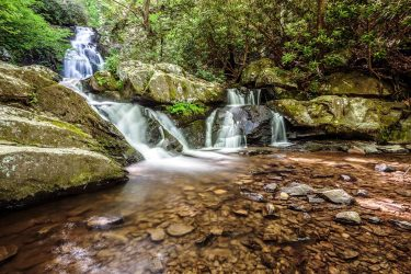 Pilot-Cove-Forest-Lodging-Pisgah-National-Forest-Waterfalls-33