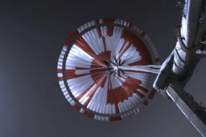 Did you find the message hidden in Perseverance's parachute?  |.  |  The human world