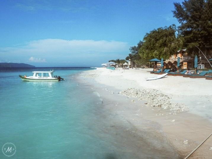 Travel Misadventures: Bali - Snorkelling on Gili Trawangan