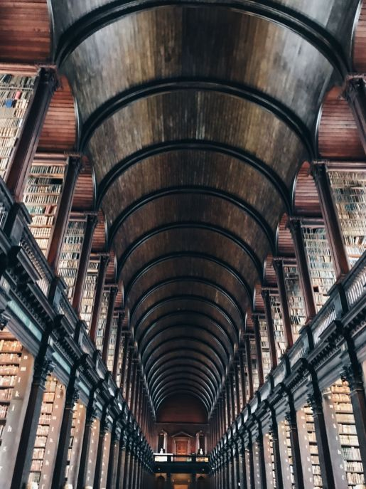 Visit the book of kells at trinity college - what to see in dublin