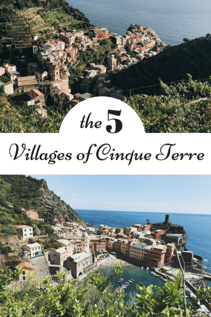 Cinque Terre, Italy is made up of five villages, Riomaggiore, Vernazza, Manarola, Corniglia and Monterosso, each of which is magical! There's plenty of things to do, such as going for a hike, eating glorious food in the regions many restaurants or lazing on the beach! Read this post for more details on why Cinque Terre is so special! #Travel #Italy #CinqueTerre #Europe #Hike