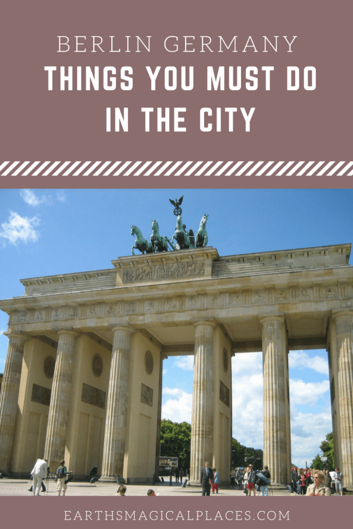 Looking for things to do in Berlin Germany? Click to read the top 10 things Berlin has to offer. Full of attractions and history its hard to pick the top things to do in Berlin but this post narrows it down! #Travel #Germany #Thingstodo #Travel #attractions #history