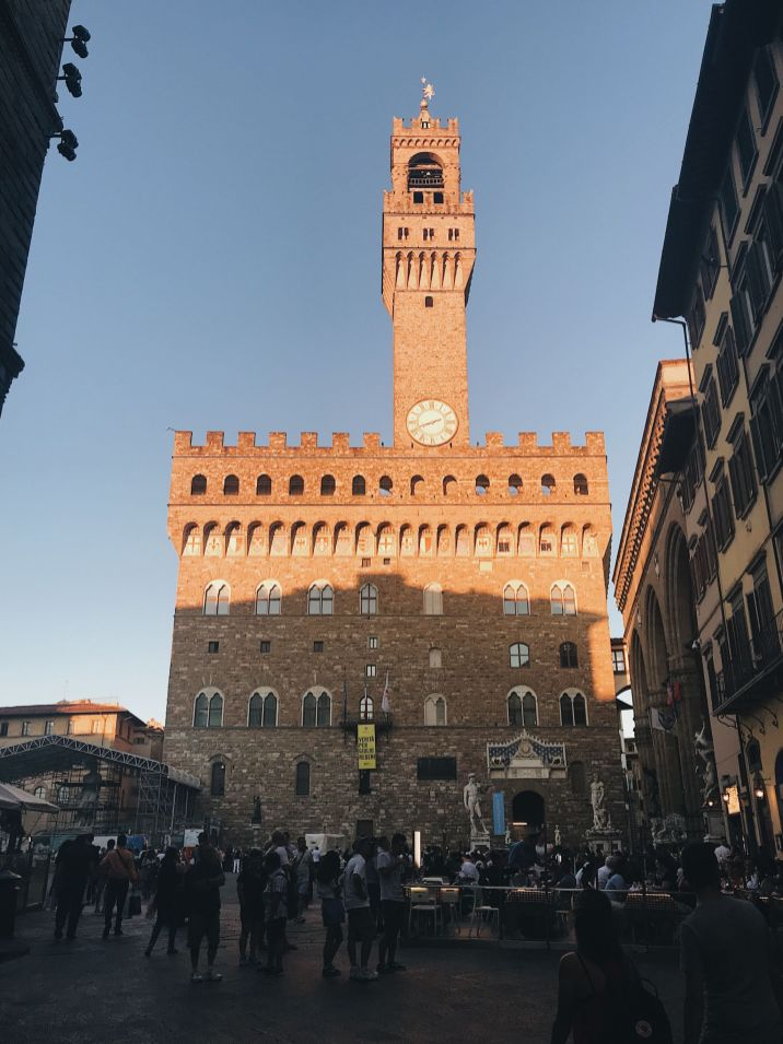 Florence italy things to do palazzo vecchio