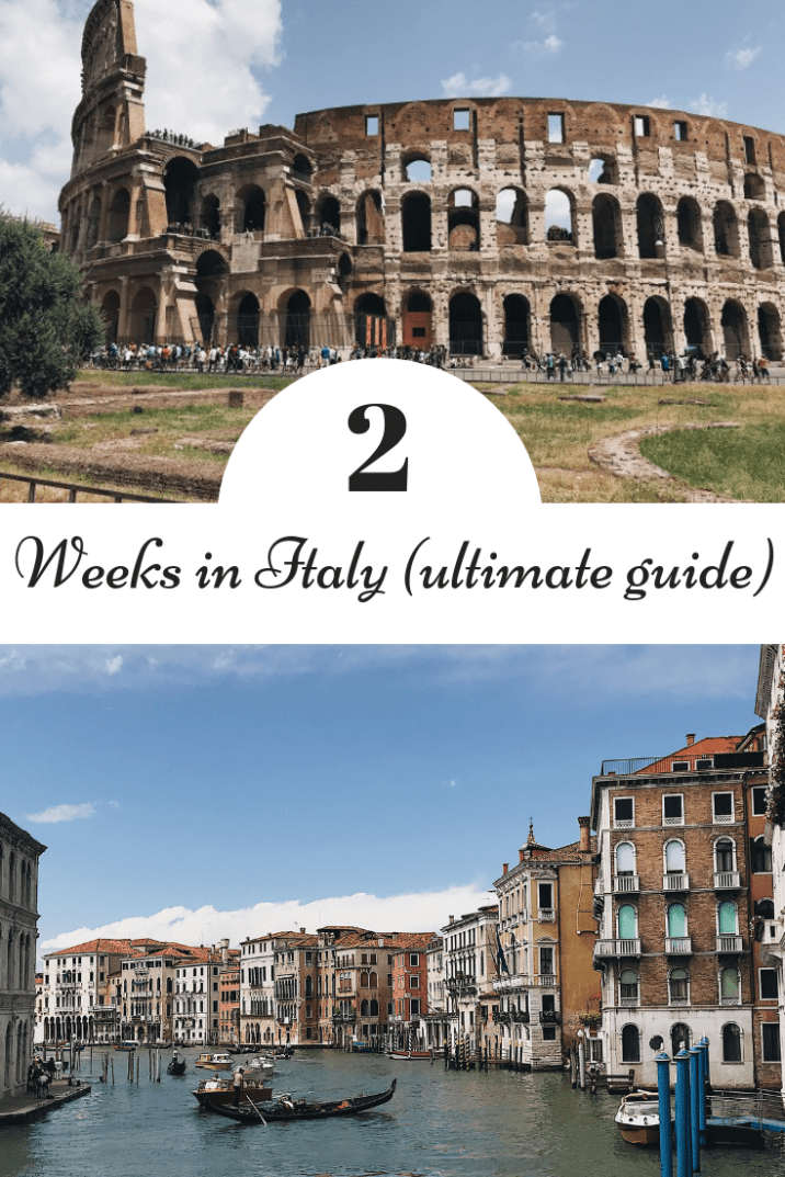 This Italy Travel Itinerary is perfect for any trip to Italy. It contains top information on Rome, Cinque Terre, Venice and Florence along with travel tips for travelling between the destinations. So click to read all about Italy Travel now!